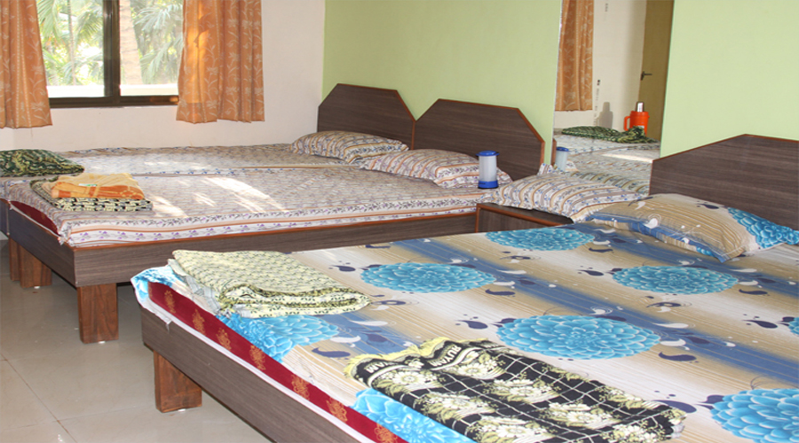 dormitory ketaki beach resort