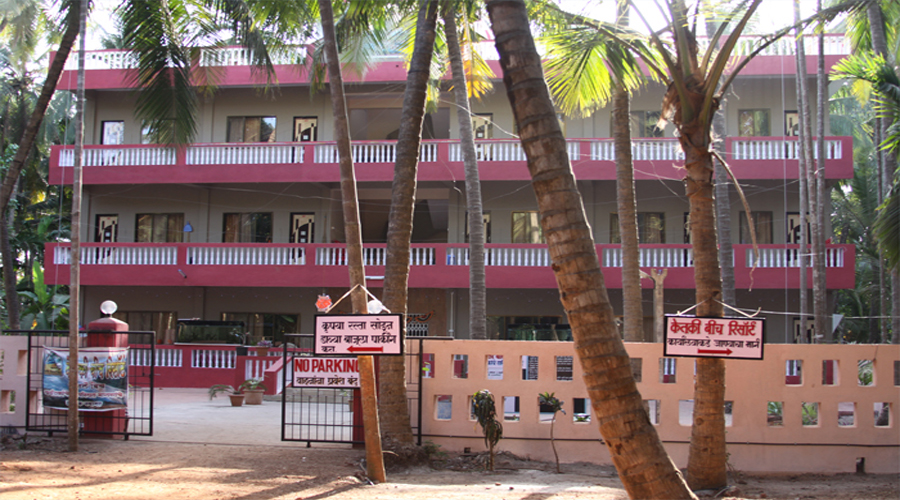 Ketki Beach Resort In Anjarle Rooms Rates Photos Map Budget Hotels In Anjarle