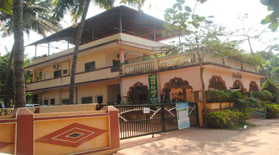 Shreemat resort in diveagar rooms rates photos map - Resorts in diveagar with swimming pool ...