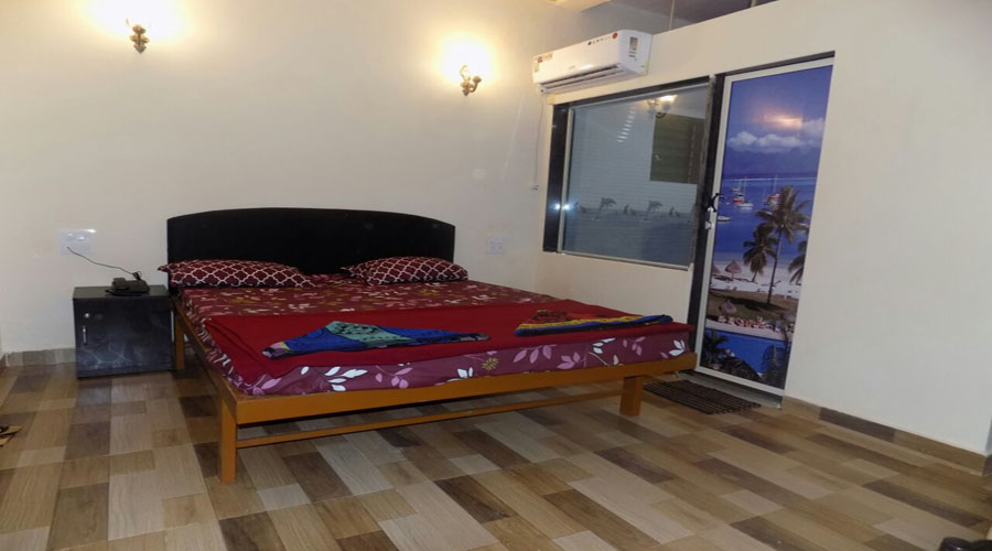 Luxury Room in diveagar