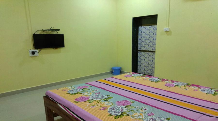 Non ac room in devbaug