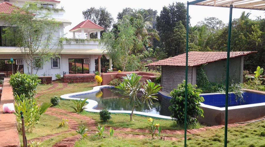 Surve Farm House in guhagar at hotelinkonkan.com