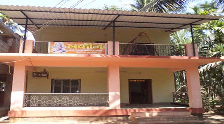 resort near diveagar beach -luckys resort