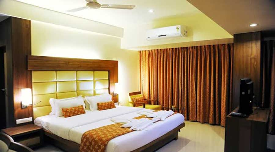 Hotel Sea Fans Mandavi beach