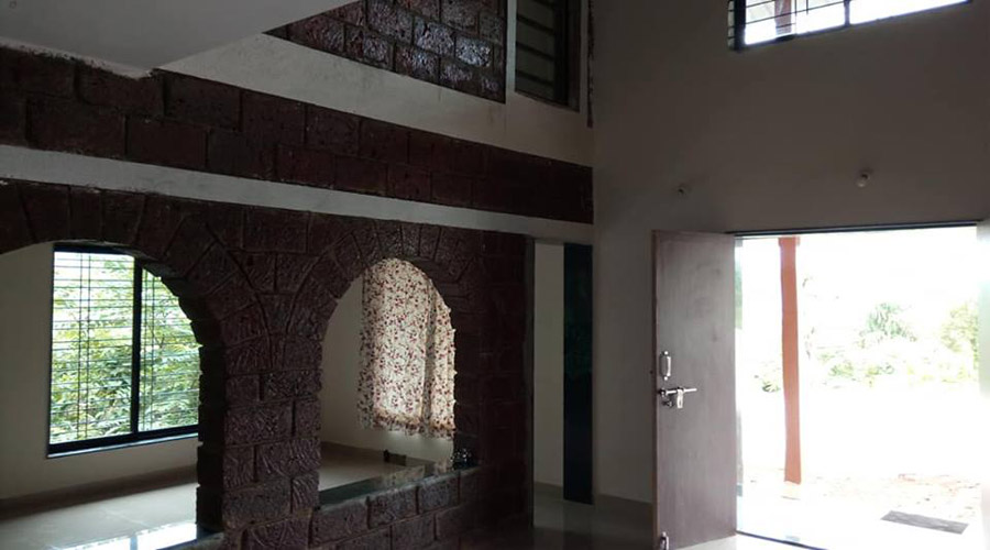 Sharmishtha Sea View Villa in dapoli