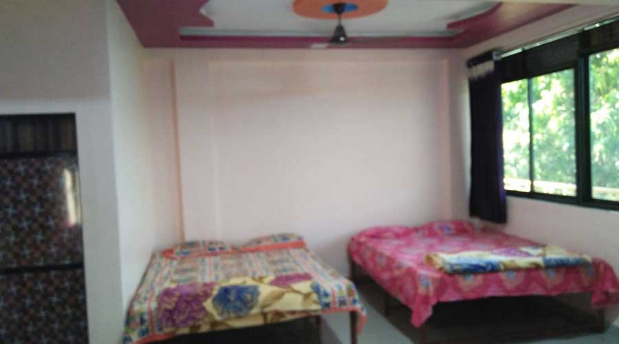 resort near diveagar beach-soham guest house