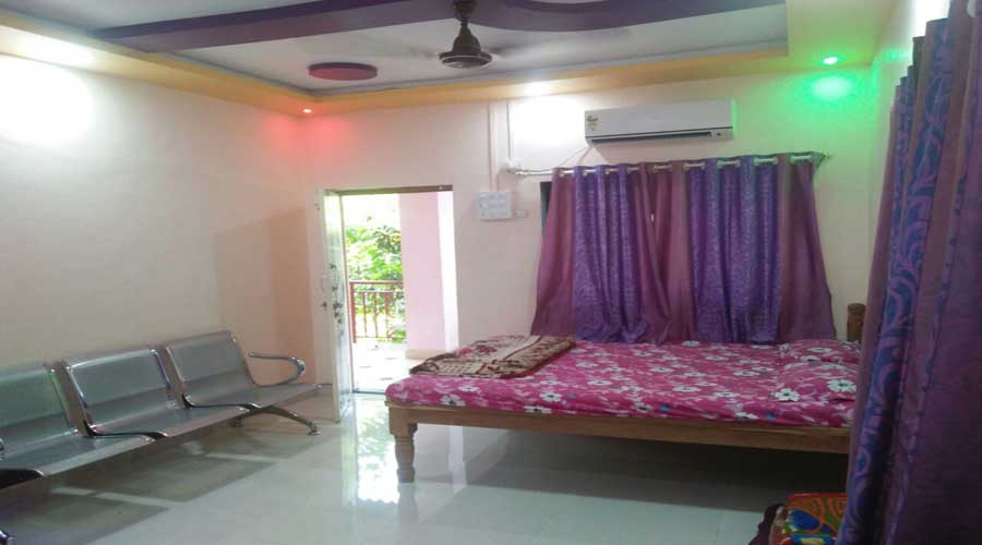 rooms near diveagar beach -soham guest house