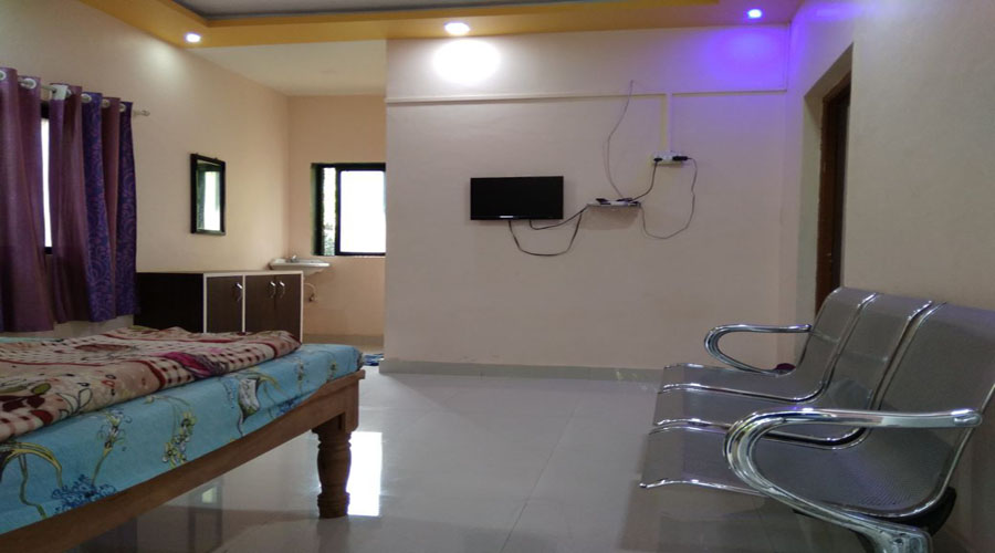 Soham Guest House in diveagar