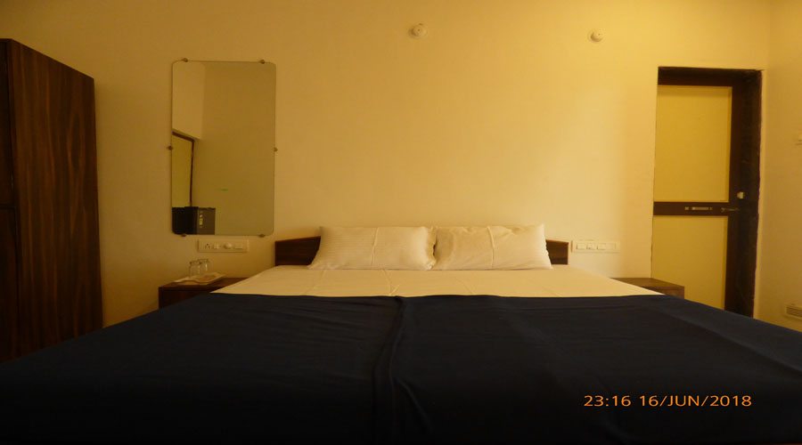 Deluxe room in anjarle