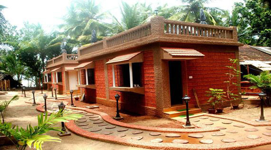 hotels in devbaug Sea Pearl Resort malvan devbaug hotelsinkonkan.in