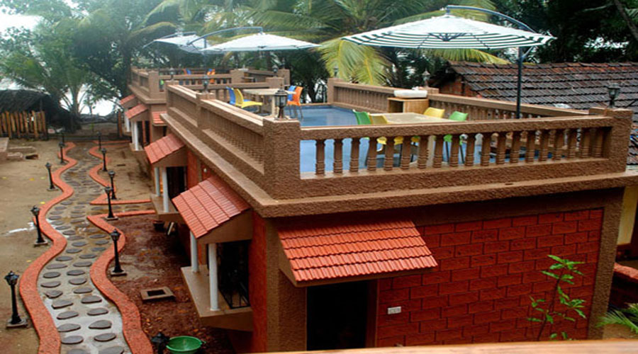 Sea Pearl Resort malvan devbaug hotelsinkonkan.in