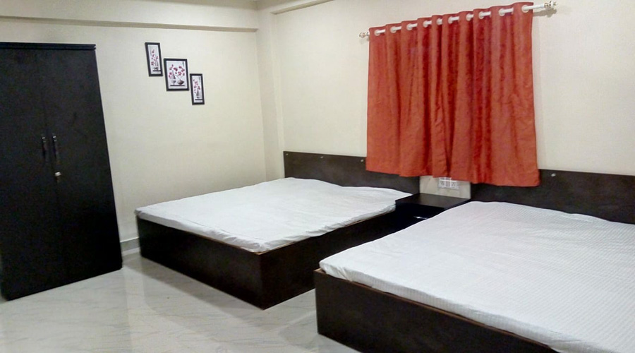 3 Bed Non ac room