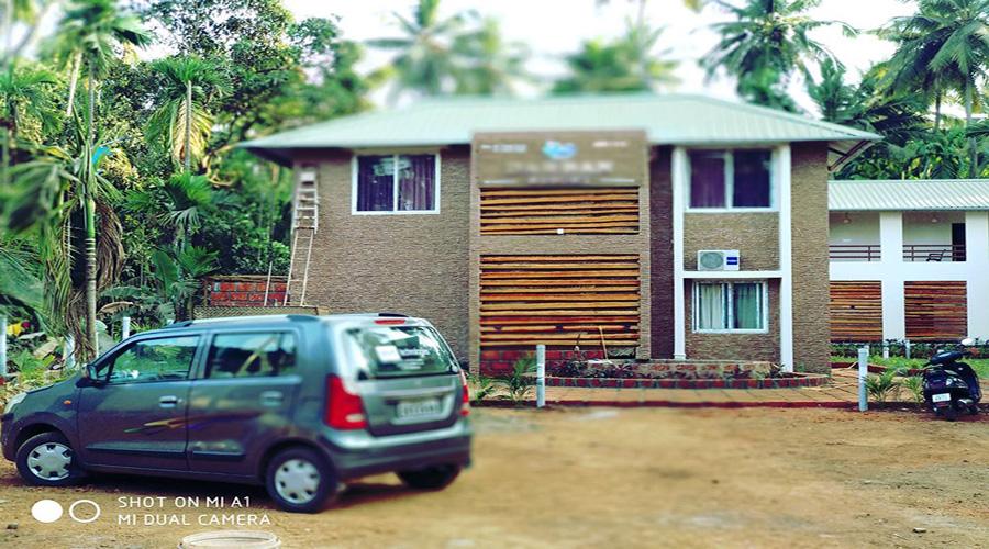 Darban resort in diveagar rooms rates photos map - Resorts in diveagar with swimming pool ...