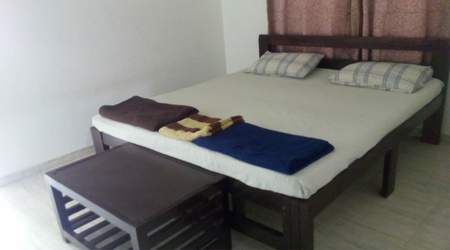Non ac room with meal in rajapur