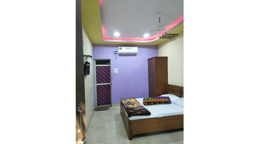 Ac rooms for couples in kihim