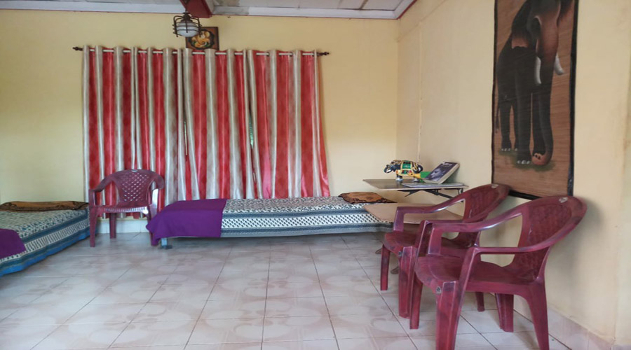 Non Ac room in chiplun