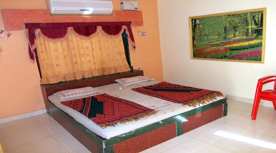 Ac room in harihareshwar