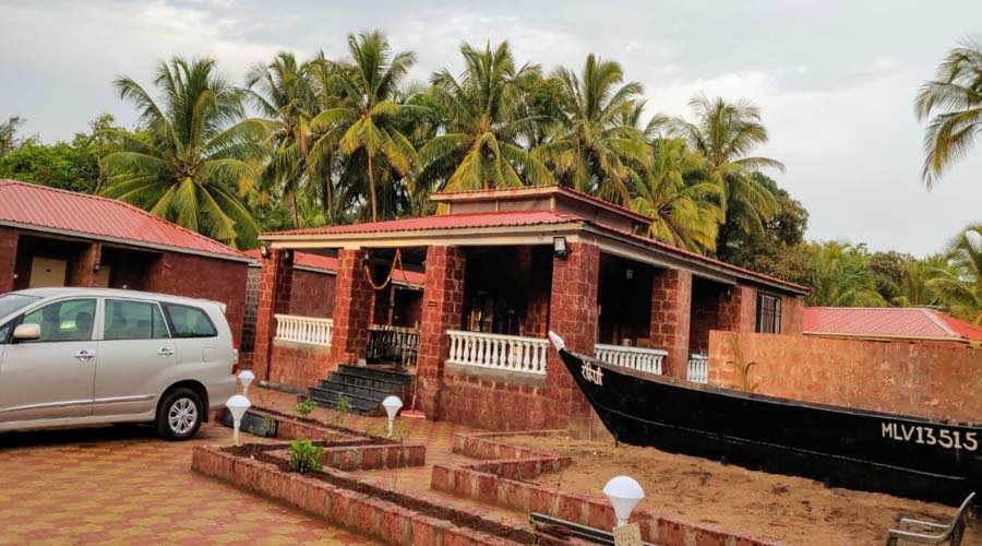The Monkey Retreat sindhudurg